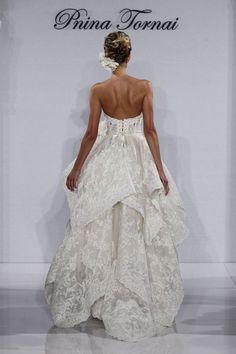 Wedding Dress: Pnina Tornai