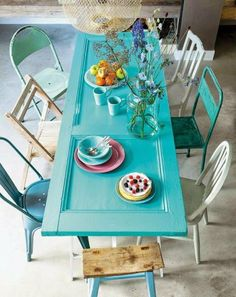 perfect for a table on the back porch!