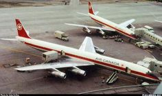 McDonnell Douglas DC-8-61 - Air Canada | Aviation Photo #0009862 | Airliners.net