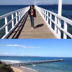 Taken on the jetty  @ Point Lonsdale on the Bellarine Peninsula  Victoria Australia  The ocean stirs the heart inspires the imagination and brings eternal joy to the soul.... #ocean  #geelong #bellarinepeninsula #Victoria #Australia #l4l #autumn2016 #findyourbliss #behappy #smile #glow #repeat #pointlonsdale #livelaughlove by rachellesanjose_p http://ift.tt/1JO3Y6G