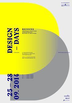 DESIGN DAYS 2014 on Behance