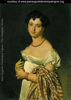Bochet by Jean Auguste Dominique Ingres