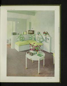 1942 breakfast corner