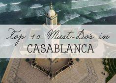 Featured must do casablanca morocco