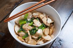 The Definitive Guide To New York's Best Chinese Restaurants #refinery29  http://www.refinery29.com/45127#slide-2  Yunnan Kitchen Locally sourced small plates and tasty organic fare make for a pricer take on Chinese dining than styrofoam boxes packed with dumplings, but believe us when we say it's justified in more ways than one. The delicate fried potato balls and mushroom rice cakes are worth waltzing over for alone, and the meat -- well, it's sourced from the city's finest, making for a…
