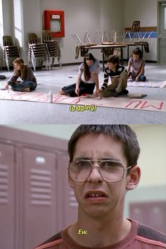 Freaks and Geeks (1999-2000), Paul Feig. This is how I feel about everything.