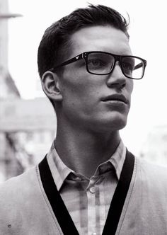 Florian Van Bael Sets His Sights on Hong Kong for Emporio Armani's Spring/Summer 2012 Accessories Campaign - Men - Emporio Armani, Armani Men, 1960 Hairstyles, Haircuts, Military Hair, Look Fashion, Mens Fashion, Fashion Outfits, Luxury Fashion