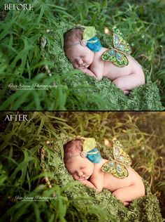 Five Eleven Photography- before and after