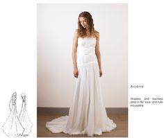 Delphine Manivet dress - Arsene