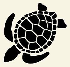 "☀☀ TURTLE STENCIL STENCILS TURTLES FLEXIBLE TEMPLATE CRAFT NEW 8"" X 10"" ☀☀"