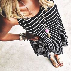 Easy stripes today! #ootd #outfit...... #liketkit www.liketk.it/2l3O @liketkit