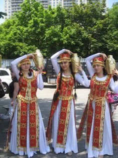 armenian traditional fashion - Google Search