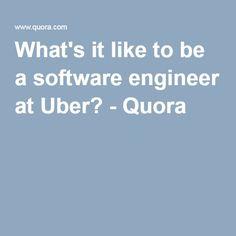 uber glassdoor software engineer