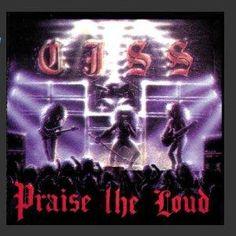 CJSS - PRAISE THE LOUD (LP)