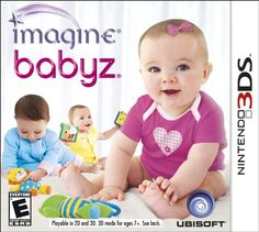 Imagine Babyz 3D  Nintendo 3DS -- Continue to the product at the image link. Note:It is Affiliate Link to Amazon.