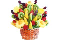 Centro de mesa frutales