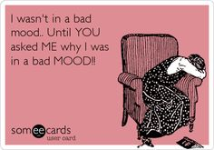 Oh My Freaking Stars!: Mood & Bad