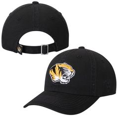 Missouri Tigers Top of the World Youth Boy's Crew Adjustable Hat - Black - $14.99