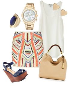 """Summer"" by kimrodgers on Polyvore"