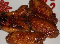 Caramelized chicken wings [recipe]