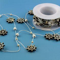 NA 52650 - Stringa decorativa con Timoni - L 5 m