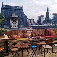 50 Best Hotel Roof Garden Area Images Gardens Rooftop