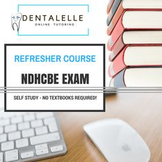 Dental Hygienists, have you been audited to submit your portfolio?  Nervous, anxious?  Take the exam instead!  It's an open book exam and you have three chances to pass it.  It's recommended that you study 75 hours worth of study material - take the Dentalelle Refresher Course and get all the material you need inside!
