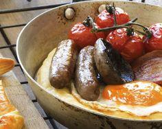 Deftige Fühstücks-Blätterteigpizza | Zeit: 15 Min. | eatsmarter.de