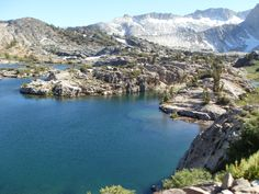 Twenty Lakes, Eastern Sierras   photo taken by Jeremiah Hagman