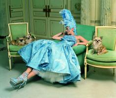 kate moss tim walker grace coddington vogue us robe givenchy haute couture 2012