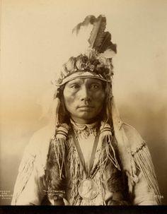 Three Fingers (Cheyenne) 1898                                                                                                                                                                                 More