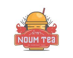 Normal 5c287fc288 Drinks Logo, Thai Tea, Professional Logo Design, Logo Design Services, Design Consultant, Xmas Cards, One Design, Logo Design Contest, Business Design