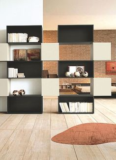 cloison amovible biblioth que modulak castorama 145eur s paration de pi ce pinterest. Black Bedroom Furniture Sets. Home Design Ideas