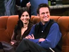 one hour of Friends Bloopers!? pin this for a rainy day.