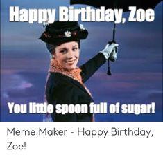 Happy Birthday Zoe Meme Birthday Rap, Sloth Happy Birthday, Cat Birthday Wishes, Happy Birthday Cards, Happy Kitten, Happy Birthday Beautiful, Super Funny Quotes, Happy B Day, Funny Happy