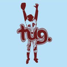 """Philadelphia """"Tug"""" T-shirt $19.99  http://www.barktees.com"""