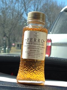 One of the great items in the swag bag! Thanks NT Ferro Jewelers in Woodstock, VT!