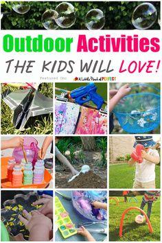 Outdoor Activities t