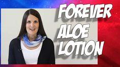 Forever Aloe Lotion
