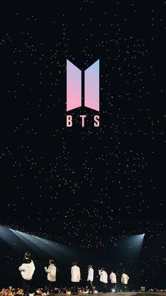 Bts logo galaxy icon starry space purple | -bts in 2019 | Bts wallpaper, Bts walpaper, Bts