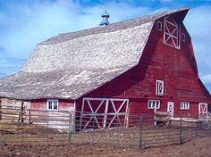 Great OLD Montana Barn