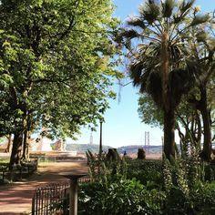 Jardim das Necessidades, Lisboa