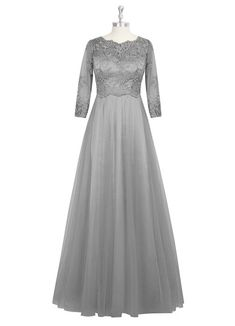 Azazie Lillianna Mbd Is A Floor Length Gown Constructed In Elegant Tulle