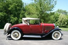 Buick : Other 1929 Buick Roadster 1929 Buick Convertible Roadster - http://www.legendaryfind.com/carsforsale/buick-other-1929-buick-roadster-1929-buick-convertible-roadster/