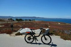 The ProdecoTech Stride 500 in California. Monterey County, California, Motorcycle, Bike, Vehicles, Electric, Photos, Bicycle, Pictures