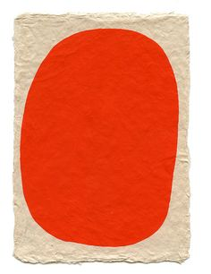 Mia Christopher's gouache on Bhutan paper