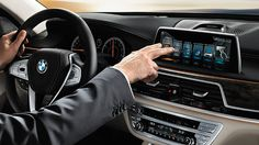 BMW 7 Series DVD Bypass unlocks video in motion for the factory screen. Most BMW models / years available. Bmw Website, Latest Bmw, Bmw 7 Series, Bmw Models, Rich Lifestyle, New Bmw, Backup Camera, Dashboards, Automobile