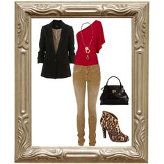 """""""Another Cute Fall Look"""" by shawnnamshellington on Polyvore"""
