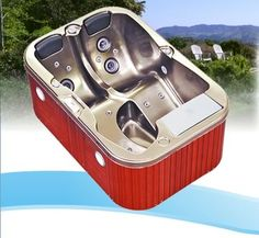 Cozy Nest 2 Person Hot Tub, 220 Volt or 110 Volt Plug