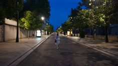 Sidewalk, Street View, France, Side Walkway, Walkway, Walkways, Pavement, French